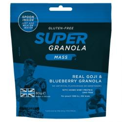 Super Granola Mass Goji & Blueberry 80g