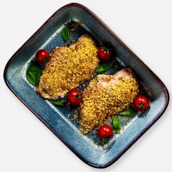 Supergreen Stuffed Chicken Breasts - 2 x 175g