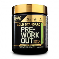 Gold Standard Pre-Workout - 330g - Green Apple