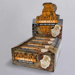 Caramel Chaos Grenade® Carb Killa™ Bars - 12 x 60g
