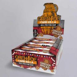 Grenade® Carb Killa Protein Bars-12 x 60g-Gingerbread