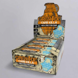 White Chocolate Cookie Grenade® Carb Killa™ Bars - 12 x 60g