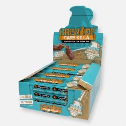 Chocolate Chip Salted Caramel Grenade® Carb Killa™ Bar 12 x 60g