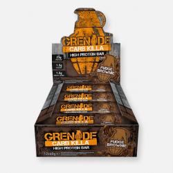 Fudge Brownie Grenade® Carb Killa™ Bars - 12 x 60g