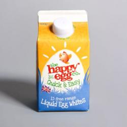 The Happy Egg Co. Liquid Egg Whites 500g