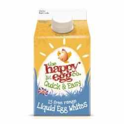 The Happy Egg Co. Liquid Egg Whites 500ml