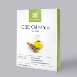 High Strength Hemp Oil Capsules