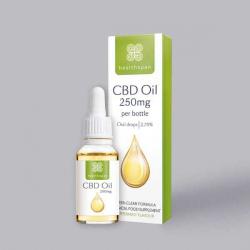 Healthspan CBD Oil 250mg (2.75%) Oral Drops - 10ml