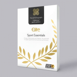 Healthspan Elite Essentials– Multivitamin, Omega 3 & Probiotic