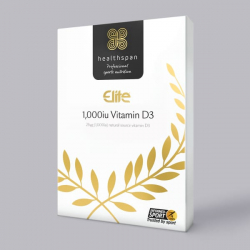 Healthspan Vitamin D3 1000iu