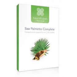 Healthspan Saw Palmetto Complete
