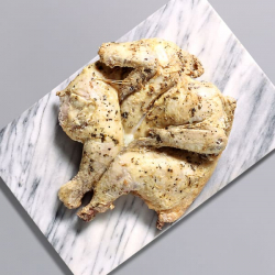 Herby Spatchcock Chicken - 900g