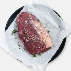 Heritage Beef Rump Steak - 1 x 170g