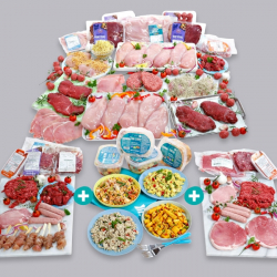 Super Lean Hamper + 3 FREE Hampers