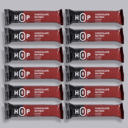 HOP Cricket Flour Protein Bar - Chocolate 12 x 30g