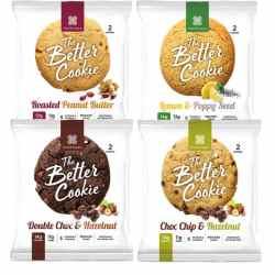 Healthspan Protein Cookies - 2 Pack