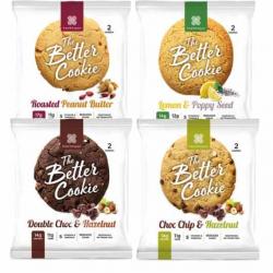 Healthspan Cookie Bundle 12+g protein