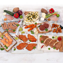Spicy & Full Of Flavour Meat Hamper