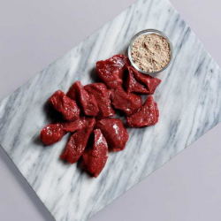 Free Range Diced Beef with a Vietnamese Glaze - 225g