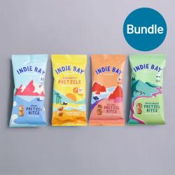 Indie Bay Pretzel bites Mixed Bundle