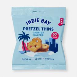 Indie Bay Pretzel Thins – Lightly Salted 24g