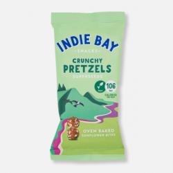 Indie Bay Sunflower Pretzel Bites with Superseeds - 106 kcal