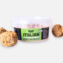 Italian-Style Chicken Meatballs Snack Pot - 68g