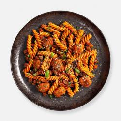 Italian-Style Meatball Pasta Kit - 468 kcal