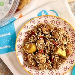 Mock Chicken Jeera Curry - 25g Protein