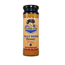 All Natural Jolly Roger Hot Sauce