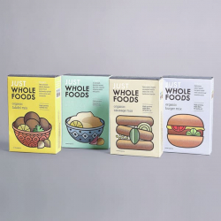 Just Wholefoods - Vegan Savoury Bundle
