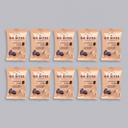 Go Bites Date & Coconut - 2 x Energy Balls - 10 Packs