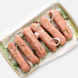 Lean Pork Sausages - 6 x 66g
