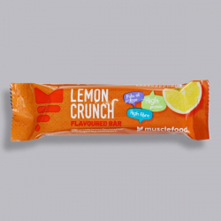 Lemon Crunch Protein Bar