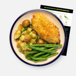 Levi Roots Jerk Spiced Chicken Kiev Recipe Kit