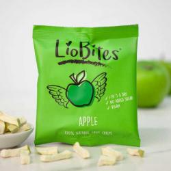 LioBites Freeze Dried Apple Crisps