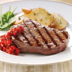 2 x 170g Beef Rump Steaks