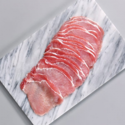 Low Fat Unsmoked Bacon Medallions - 10 x 35g