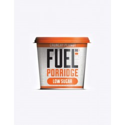 Fuel 10k Low Sugar Porridge - Crunchy Peanut