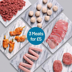 Lucky Dip Meat Selection (Worth Up To £10)