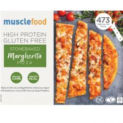 Stonebaked Gluten Free Margarita Pizza