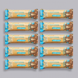 Maximuscle Natural Bar Peanut Cacao - 10 x 40g