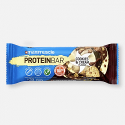 Maximuscle Protein Bar - Cookies & Cream 55g
