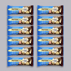 Maximuscle Protein Bar - Cookies & Cream - 12 x 55g