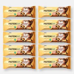 Maximuscle Protein Bar - Millionaire Shortbread - 10 x 55g