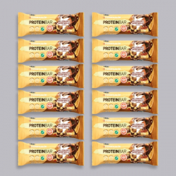 Maximuscle Protein Bar - Millionaire Shortbread - 12 x 55g