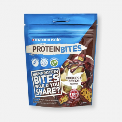 Maximuscle Protein Bites Cookies & Cream 110g