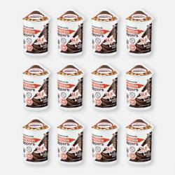 Maximuscle Chocolate Hazelnut Protein Dip Pot - 12 x 52g