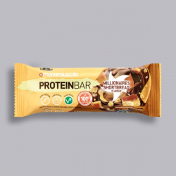 Maximuscle Protein Bar - Millionaire Shortbread 55g