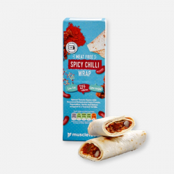 Meat Free Spicy Chilli Wrap 130g